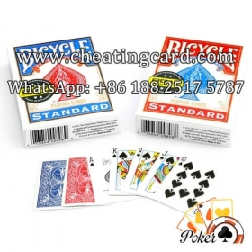 Standard Index Marked Deck of Cards Bicycle