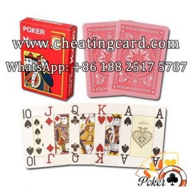 Modiano Cristallo Invisible Ink Playing Cards