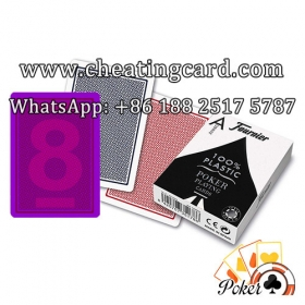 Fournier 2800 IR/UV Poker Cheat Cards