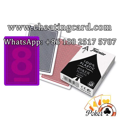 Fournier 2800 IR/UV Poker Cheat Cards