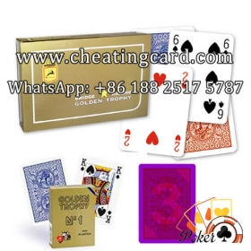 Modiano Marked Poker Cards