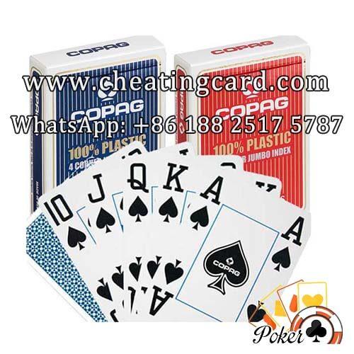 Jumbo Copag Marked Poker Cards