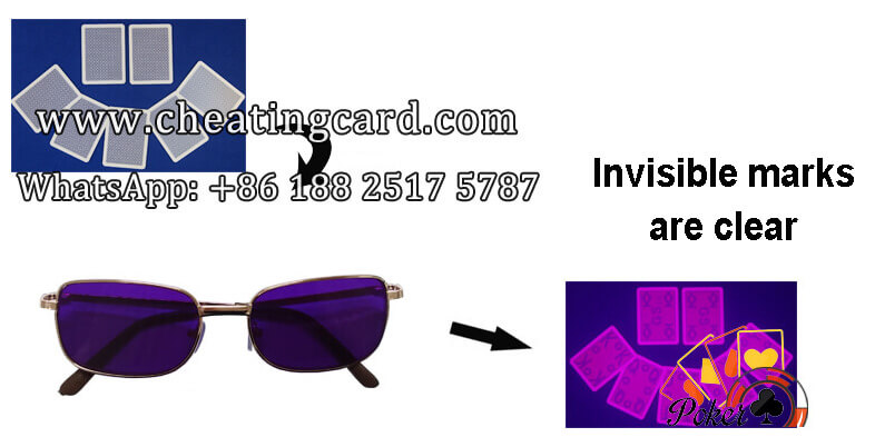 Old Style Marked Cards Sunglasses