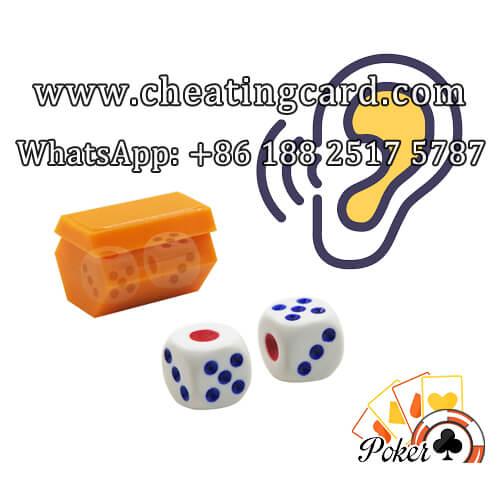Gambling Talking Cheating Dice
