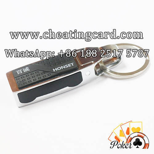 Key Chain Scanner Lens Marked Cards Device