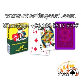 Modiano No.98 Cheat Poker for Invisible Ink Reader