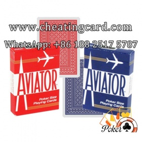 Aviator Marked Poker Cards