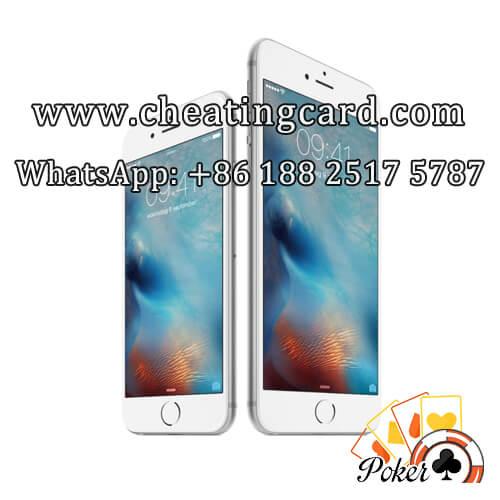 Iphone Poker Hidden Camera Scanner