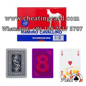 Masenghini Marked Italian Playing Cards