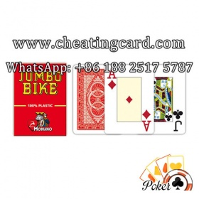 Modiano Bicycle Poker Gambling Cheating Card