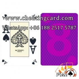 Modiano Peek Index Luminous Marked Cards