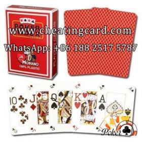 Modiano Peek Index Luminous Marked Playing Cards