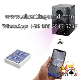 Customized Speaker Long Distance Camera