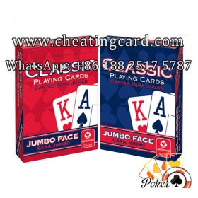 Buy Classic Jumbo and Standard Index Poker Cards