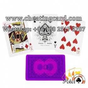 Royal Marked Cards with Back Markings / Side Barcode