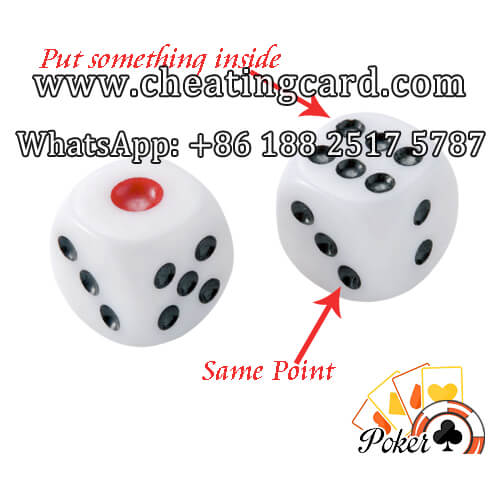 Cheating in Craps with Loaded Dice