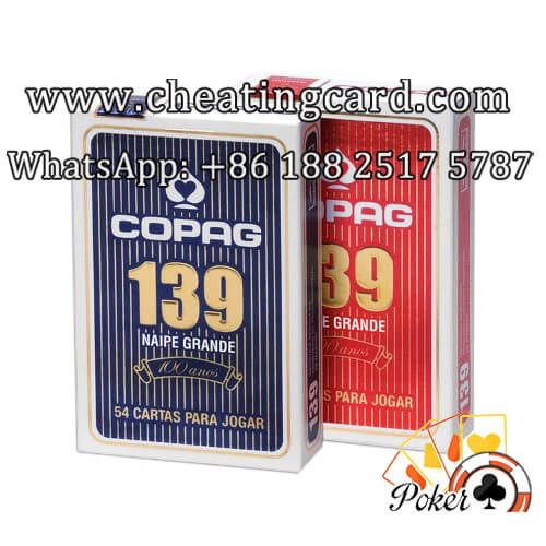 Copag 139 Cheating Playing Cards