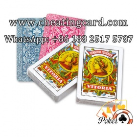Fournier No.12 Invisible Ink Cheating Cards