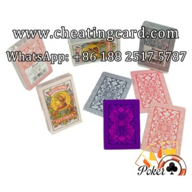 Fournier No.12 Invisible Ink Cheating Playing Cards