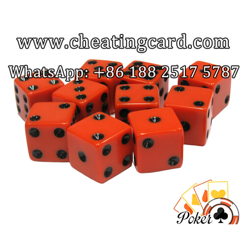 Cheating in Craps with Loaded Dice Device