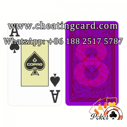 Copag Class Marked Brazilian Playing Cards