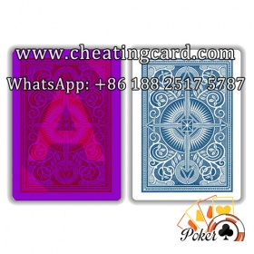 KEM Arrow Blue & Red, Golden & Black Marked Cards