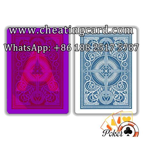 KEM Arrow Blue & Red, Golden & Black Marked Cards